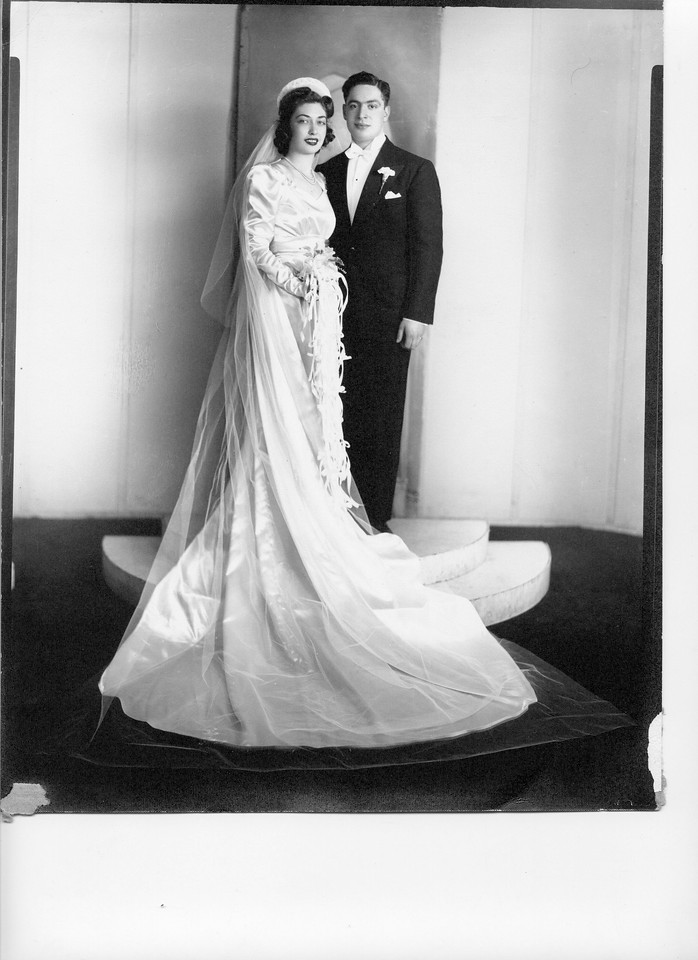 Phyllis Abe Mandel 1941