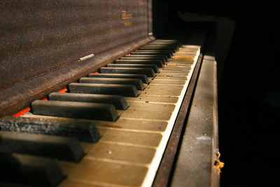 Delta music! Some old pianos and other southern style photos of mississippi music! Some old churches and other items found inside the church that represent our southern faith.