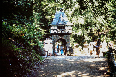 Bergischer land - Burg an der wupper - Wuppertal  1990
