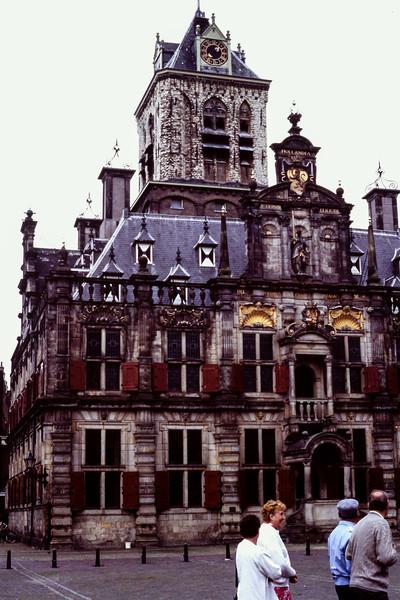Delft - Den Haag - Scheveningen 1990