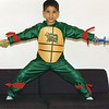 Erez, the Ninja Turtle