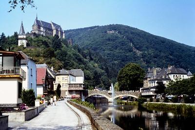 Vianden  - Clervaux  1990