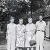 Mildred Arthur Baker Perkins;  Rillie Arthur Allen; Estella Arthur Finch; William Pierce Arthur Sr.