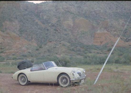 1960 MGA