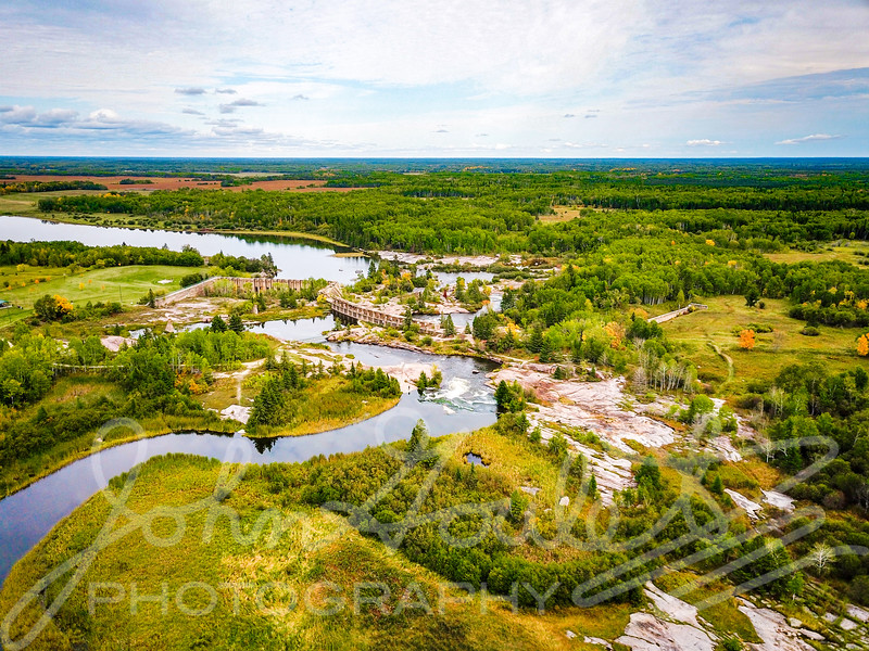 Old Pinawa Dam Provincial Park Manitoba
