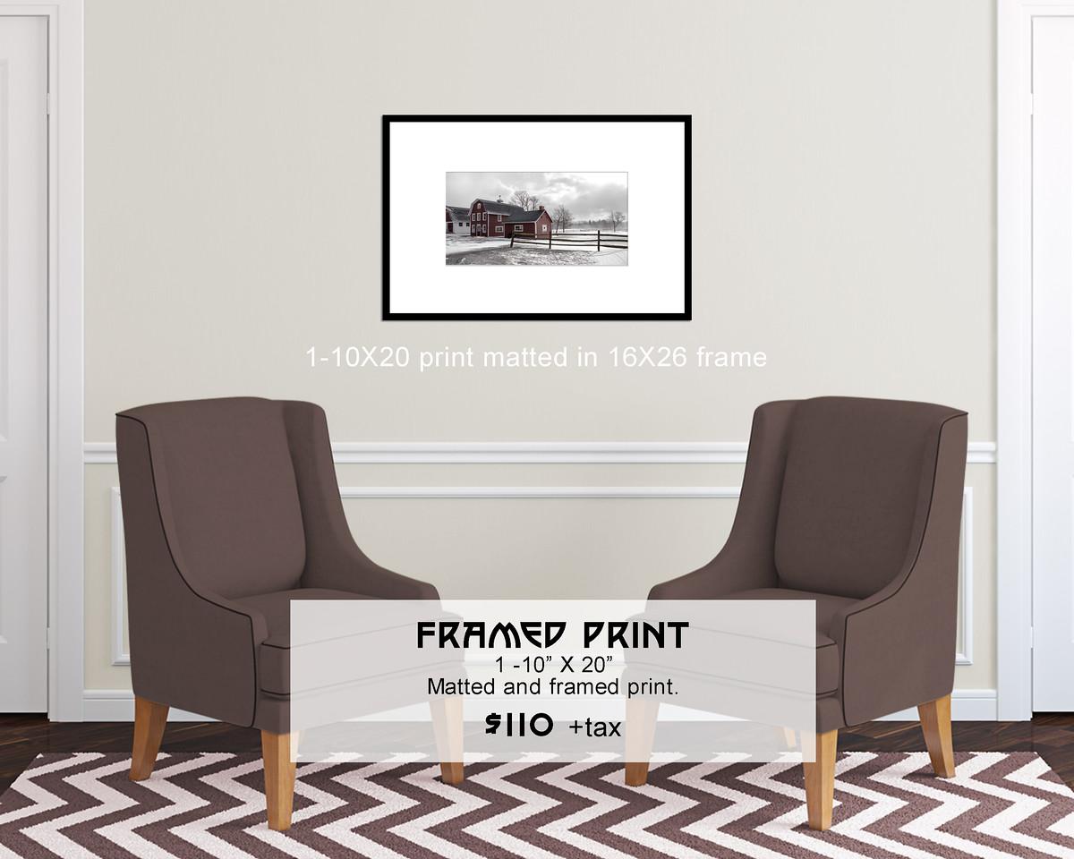 Landscape_Single_Framed_10X20print_16X26frame