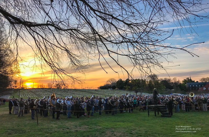 Easter Sunrise Service  Band - 2018