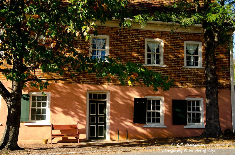 Boy's School - Old Salem, NC