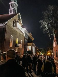 Easter Sunrise Service - 2018