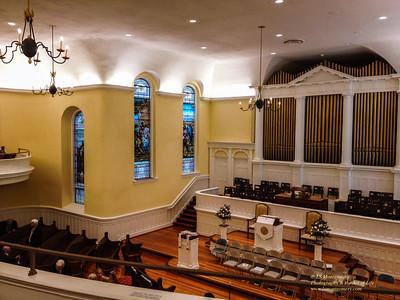 Home Moravian Sanctuary Old Salem Winston-Salem, NC