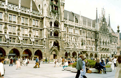 Germany from the 1970's-1980's