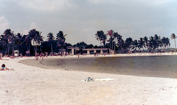 Scanned prints of Florida in the 1990's