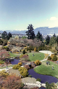 Scanned prints of Vancouver Canada in the 1970's