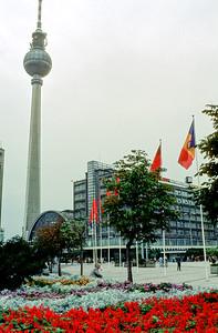 Scanned slides of Germany
