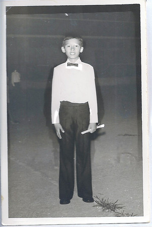 Grade 6 graduation 1975