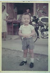 Beboy taken on May 1965 making me 22 months old