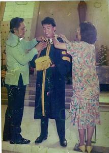 Medschool graduation