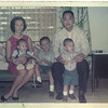 The Herrera's in 1967 Ibarra St