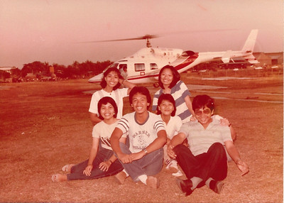 Grp pic with chopper