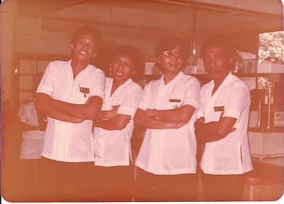 Me, Ed, Tao and Ola