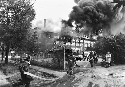 Old School Fire  Photos