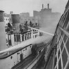 1934 SS City of Montgomery ship fire New York City