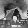 Detroit 970 Gratiot commercial building fire
