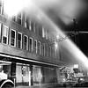 Bridgeport Two alarm Fire 183-191 Fairfield Avenue