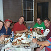 Gordy Huffman Merle Joe-Joe Bill JP - OBX Vacation July 2003
