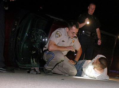 Hwy99 Pursuit Crash