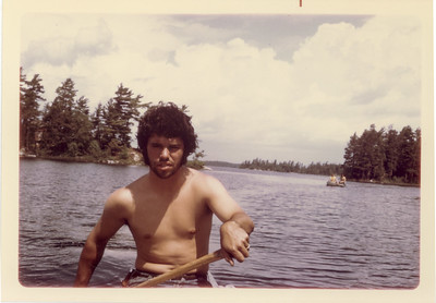 Jane and Julius in the BWCA 8/71