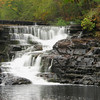 Big Falls spills into a very large fishing hole filled with catfish, bass of all varieties, long-nosed gar, carp, brim, perch and a host of turtles.  Several premium picnic spots are located above the falls in this area.