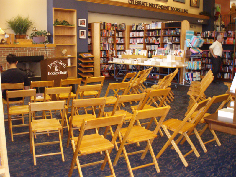 Event set up 3 (30 chairs)