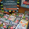Captain Underpants B2G0 promo