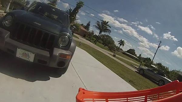 Bike Ride to Fort Myers Beach