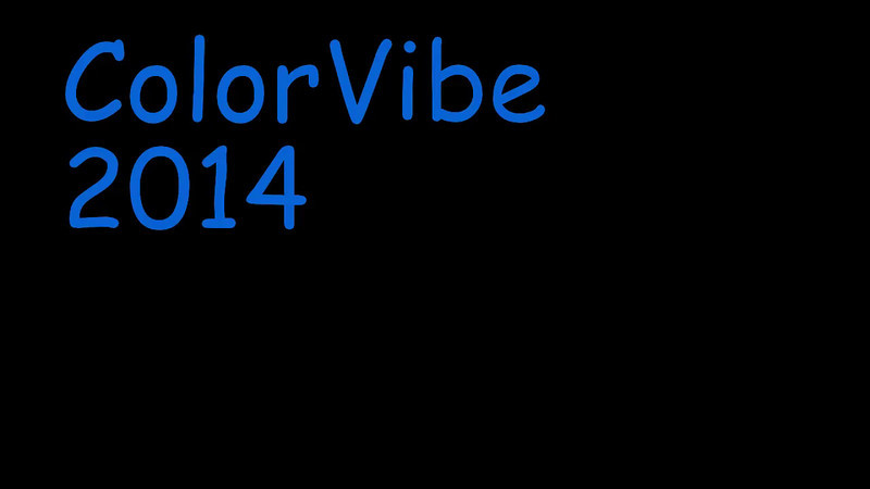 Color Vibe 2014