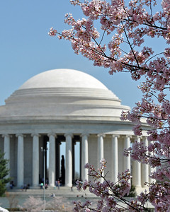 Thomas Jefferson in profile