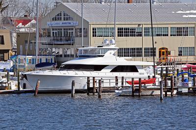 A beautiful yacht