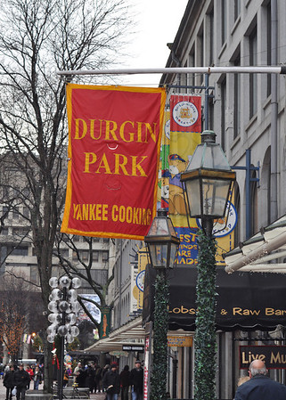 Durgin Park in Faneuil Hall, Boston