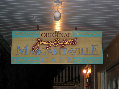 The original Margaritaville, and in my opinion, the best one