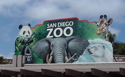 World-famous San Diego Zoo