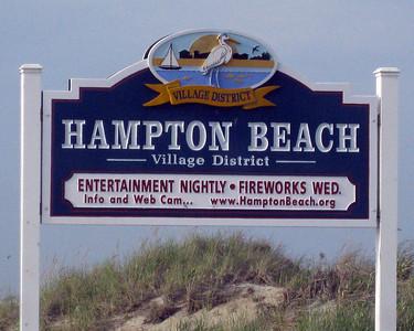 Hampton Beach, NH - it will always be near and dear to my heart