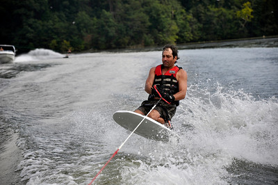 Catchin' air on the kneeboard - yee hah!