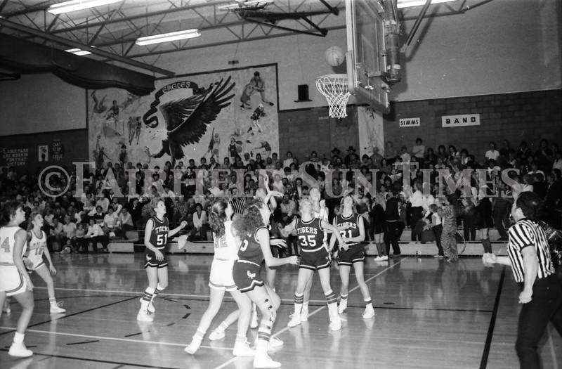 1985 11 14 FF Sun Times Dist 6 Girls BB tourney Eages v Chesgter, Choteau, Simms_20160820_0154