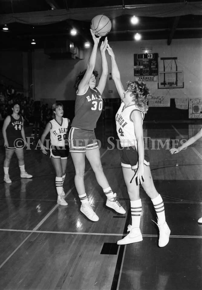 1986 11 26 FFT#48 Fairfield Girls Basketball vs Ft Benton District Tourney_0001
