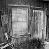 Ghost Town Doorway