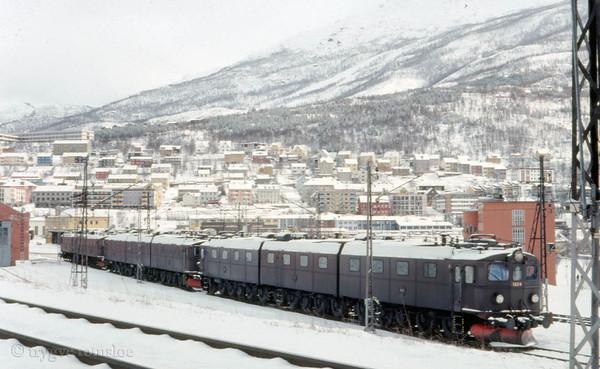 2 x SJ Dm3 Narvik Skomakeren unknown date Trygve Romsloe sen