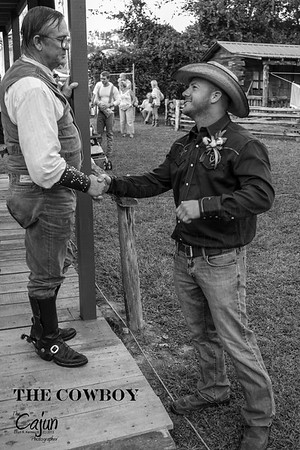 One Cowboy & One Cowgirl Exchanged Vows at the 13th Annual Ole Timey Craft & Bluegrass Festival in Estillfork, Alabama on September 28th of 2013 at 6:30:00 PM.  Photography By: The Cajun, Lloyd R. Kenney III ©2013 All Rights Reserved. Email: lloydkenneyiii@gmail.com