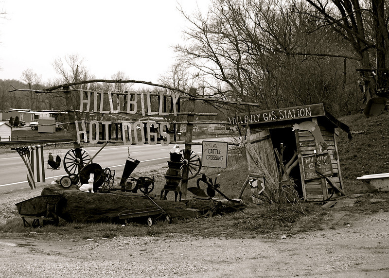 Hill Billy Hot Dogs- Lesage, WV