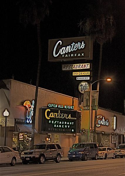 Canter's Deli - Fairfax District